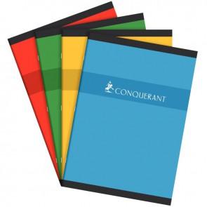 Cahier de devoirs normalisé 5 x 5 piqûre 192 pages, format 21 x 29,7 cm