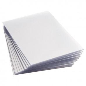 Paquet de 100 couvertures cristal incolores, épaisseur 30/100ème format A4