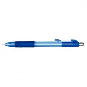 Stylo bille réctractable AH 511 0,7 mm bleu