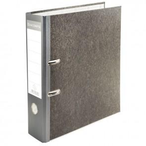 Classeur à levier en carton gris, pour format A4, dos 7 cm