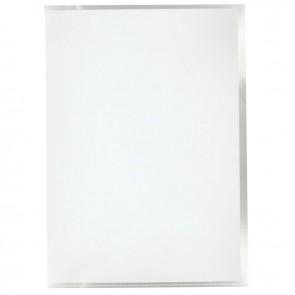 Boîte de 100 pochettes coin en polypropylène 12/100 ème