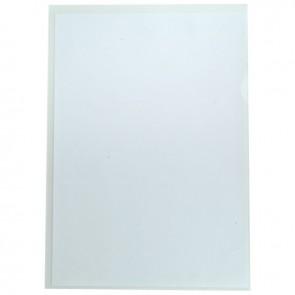 Sachet de 10 pochettes coin en polypropylène 12/100ème format A4 incolore