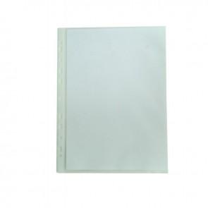 Jeu de 100 pochettes perforées 21x29,7 cm polypropylène 9 / 100ème