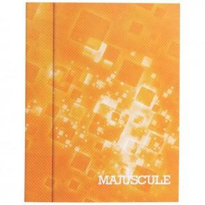 Piqûre 60 pages 17x22 cm, seyès, papier 90g