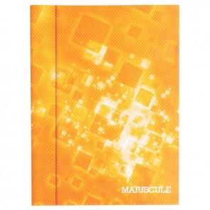 Piqûre 96 pages 21x29,7 cm, seyès, papier 90g