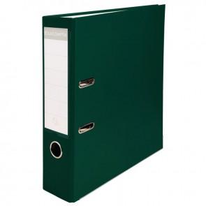 Classeur à levier pour format 21x29,7 cm dos extra large : 80 mm vert
