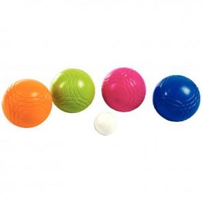 Valise 8 Boules + 1 cochonnet PVC