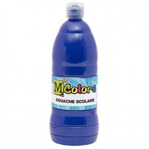 Flacon de 1 Litre de gouache liquide violet