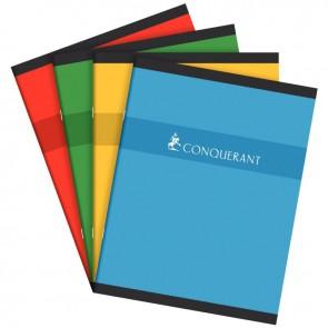 Cahier de devoirs normalisé séyès, piqûre 48 pages, format 17 x 22 cm