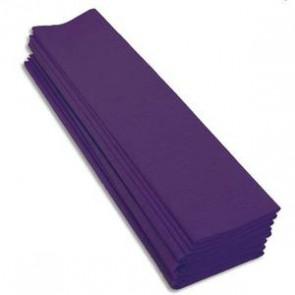 papier crépon violet