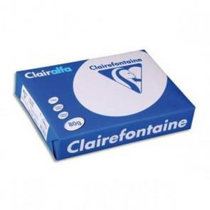 Ramette A4 de 500 feuilles 110g blanc CLAIRALFA Réf. 2110 de Clairefontaine