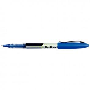 Roller pointe métal 0,5mm bleu