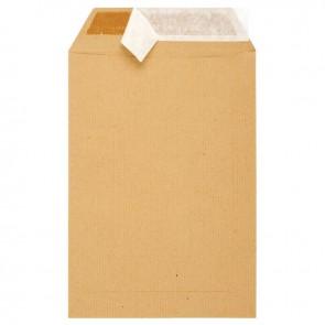 Boîte de 500 pochettes interkraft recyclées C5 162x229 90g/m² bande de protection