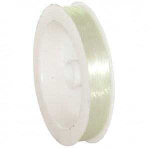 Bobine de 100 m de fil nylon diamètre 0,50 mm