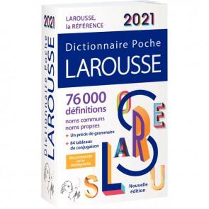 Dictionnaire Larousse de poche 2021