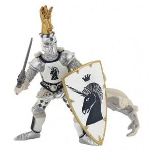 """Lot de 10 figurines PAPO en plastique """"Maitres des armes"""""""