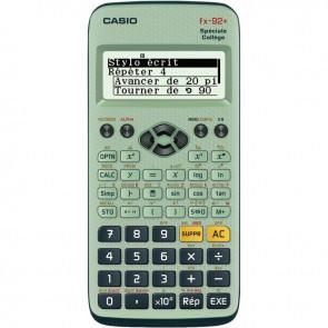 Machine à calculer scientifique Casio FX92 Spéciale Collège