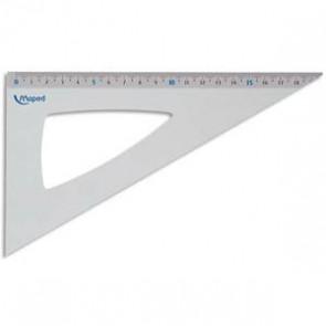 Equerre 60° 21cm aluminium anodisé (Default)
