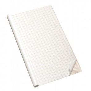 Rouleau de pellicule adhésive cristal, qualité standard, 10 x 1 m