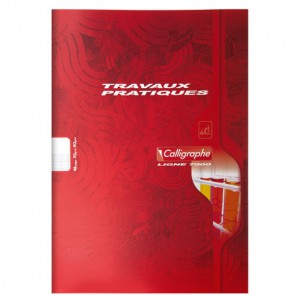 Cahier TP 21x29,7 (A4) CLAIREFONTAINE