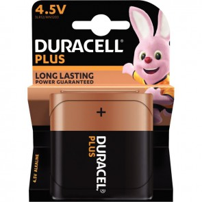 Blister de 1 Pile 4.5V PLUS à la marque Duracell 3LR12