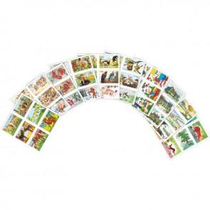 Pochette de 960 images assorties dimensions 8,5 x 6 cm