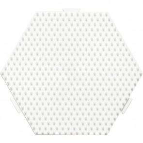 Sac de 4 plaques hexagonales connectables midi