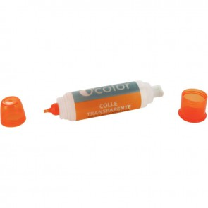 Flacon applicateur bi-pointe 42ml de colle transparente