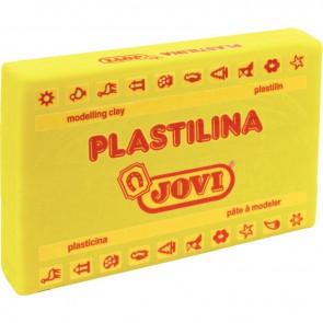 Pain de 350 grammes de Plastilina jaune