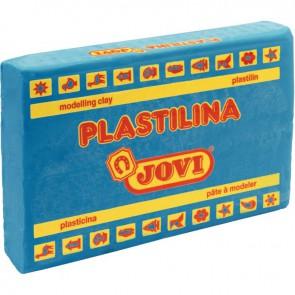 Pain de 350 grammes de Plastilina bleu