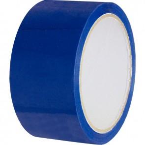 Rouleau adhésif d'emballage bleu 66 mètre