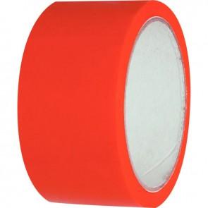 Rouleau adhésif d'emballage rouge 66 mètre