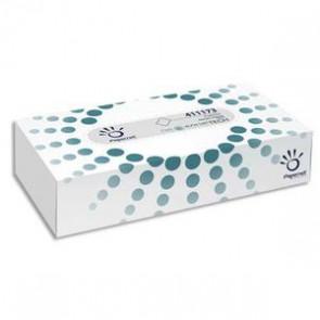 APERNET Boîte de de 100 Mouchoirs 2 plis pure cellulose blanc