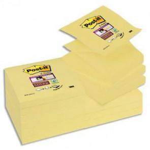 POST-IT Recharge Z-notes 90 feuilles 7,6 x 76 cm jaune