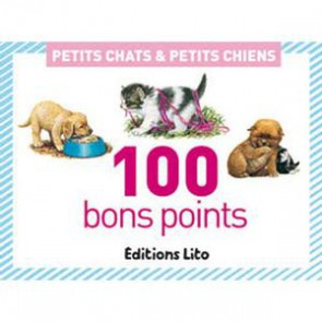 bons points chatons et chiots 100