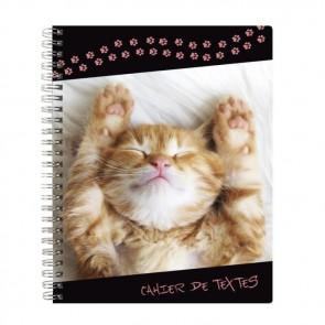 Cahier de texte Funny pet