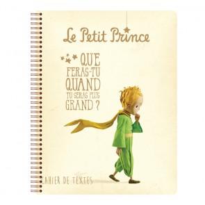 Cahier de textes le petit prince