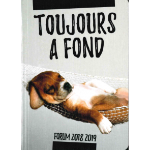 "Agenda forum chiot "" TOUJOURS A FOND """