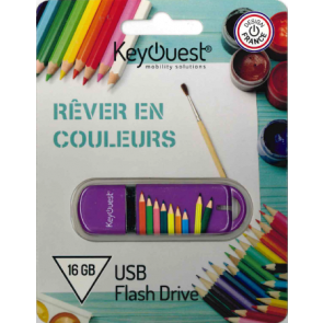 Clé USB 16 GB CRAYON KeyOuest