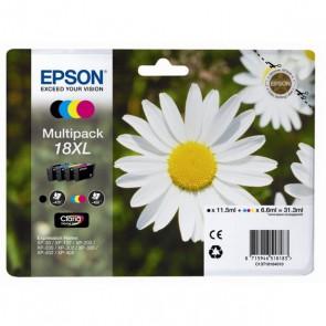 EPSON Multipack XL 4 couleurs Paquerette C13T18164010