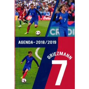 "Agenda GRIEZMAN "" 7 """