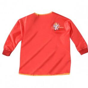 Tablier remplace la blouse de dessin 3 à 5 ans, en matière imperméable,