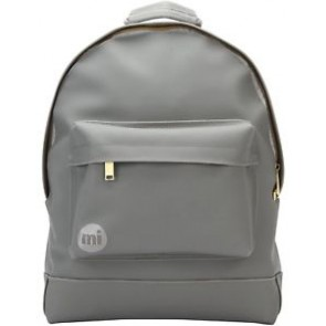 Mi-Pac Rubber Backpack GRIS ciré imperméable