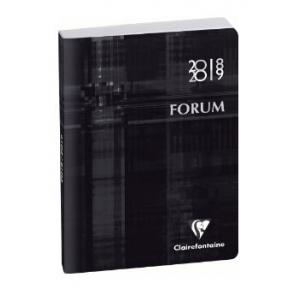 Agenda Forum Clairfontaine BLEU