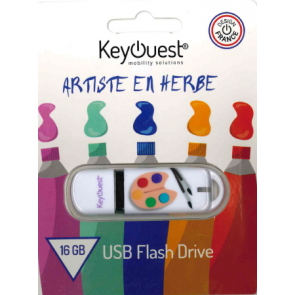 Clé USB 16 GB PEINTRE KeyOuest