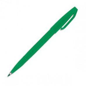 PENTEL Stylo feutre pointe en nylon largeur de trait 0,8 mm encre verte SIGN PEN S520 173390.jpg