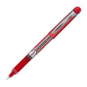 PILOT Stylo roller grip pointe aiguille 0,5 mm rouge V5 grip