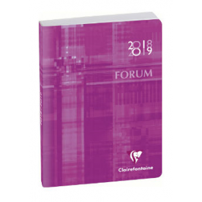 Agenda Forum Clairfontaine ROSE