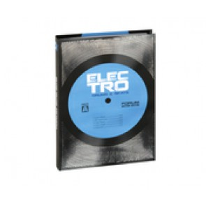 "Agenda effet disc vinyle ""drums & beats"" electro"