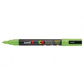 Marqueur POSCA PC3M 1.5 mm vert pomme